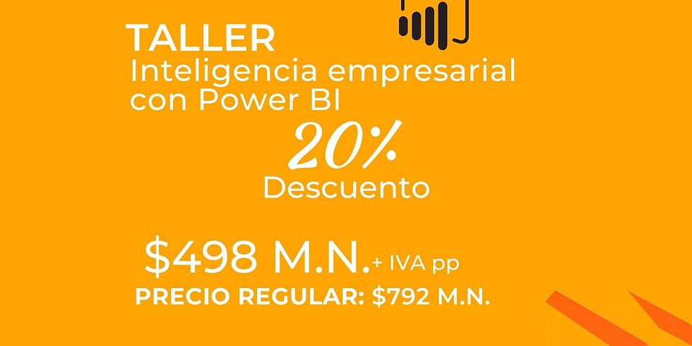 Taller Inteligencia Empresarial con POWER BI