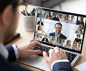 Plataformas virtuales  Zoom, Teams, Gotomeeting