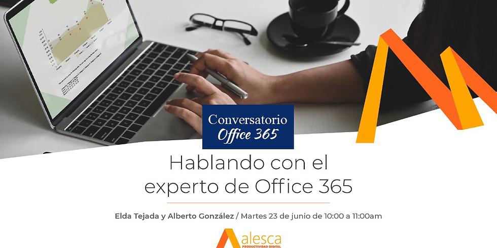 Hablando con el Experto de Office 365