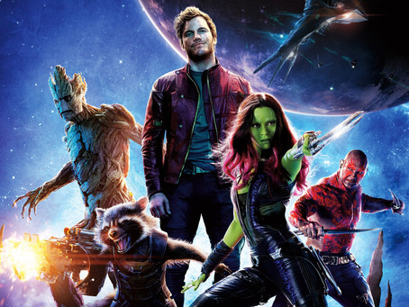 Ep 102: Overdrinkers - Guardians of the Galaxy