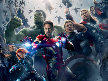 Ep 99: Overdrinkers - Avengers: Age of Ultron and Marvel's Phase 2