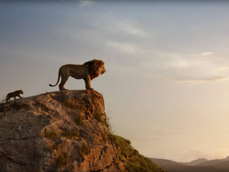 EP 175: Hot Takes - The Lion King (2019)