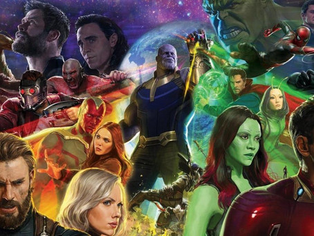 Ep 104: Hot Takes - Avengers: Infinity War