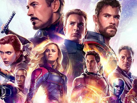 Ep 162: Story Screen Presents - Avengers: Endgame