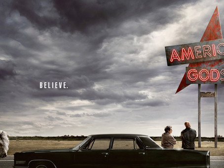 Ep 44: Cathode Ray Cast - American Gods S1