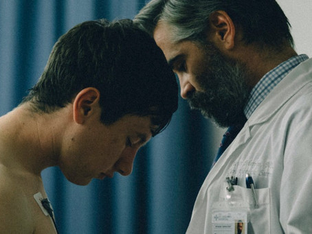 Ep 70: Hot Takes - The Killing of a Sacred Deer