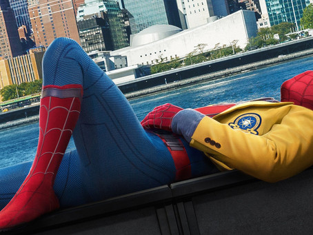 Ep 40: Hot Takes - Spiderman: Homecoming