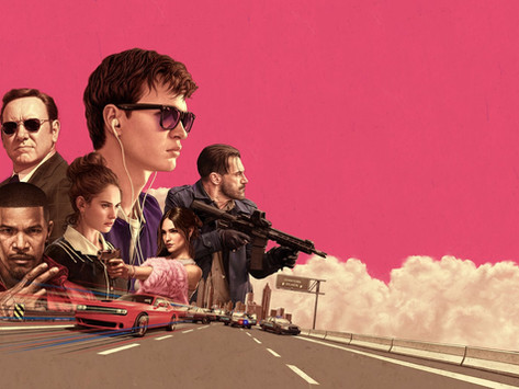PODCAST: The Wright Stuff - Baby Driver