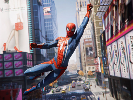 Ep 178: Talking Simulator - Marvel's Spider-Man (2017)