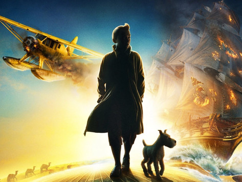 PODCAST: The Wright Stuff - The Adventures of Tintin