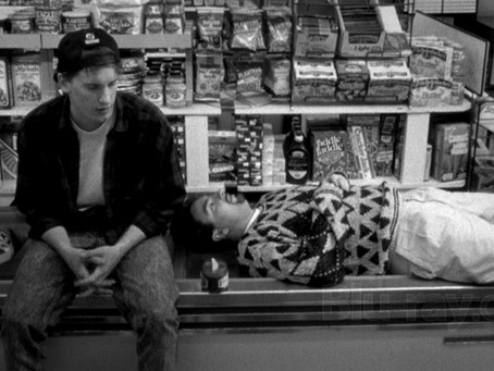 Clerks: Shatter Your Pathetic Microcosm
