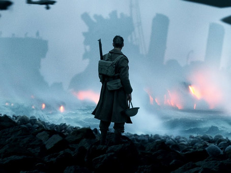 Ep 43: Hot Takes - Dunkirk
