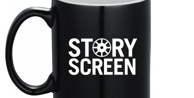 Story Screen Mug