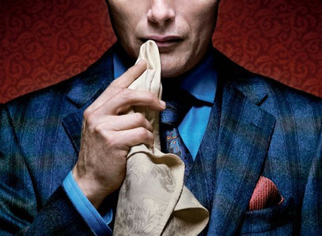 PODCAST: Cathode Ray Cast - Hannibal S1-3