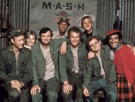 M*A*S*H: Anger Turned Sideways