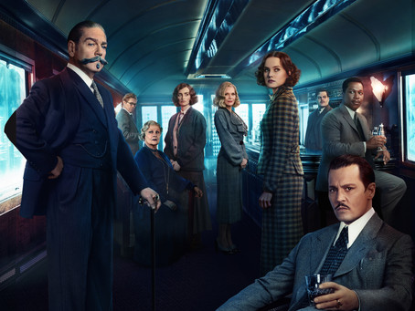 Ep 75: Hot Takes - Murder on the Orient Express (2017)