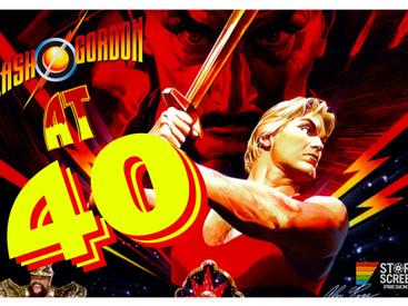 VIDEO: Flash Gordon at 40