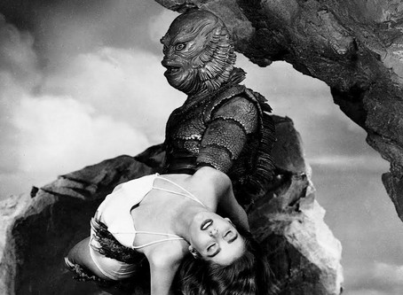 Creature from the Black Lagoon: The Odd (Gill) Man Out
