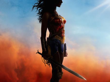 Ep 30: Hot Takes - Wonder Woman