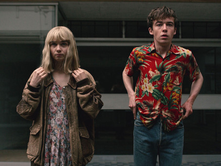 Ep 90: Cathode Ray Cast - The End of the F***ing World