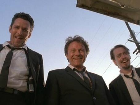 Reservoir Dogs: Where's That Heist Scene?