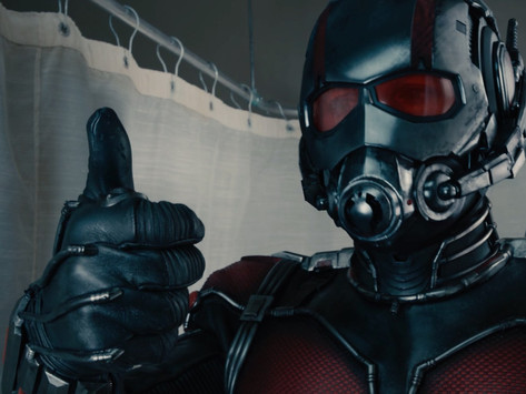 PODCAST: The Wright Stuff - Ant-Man