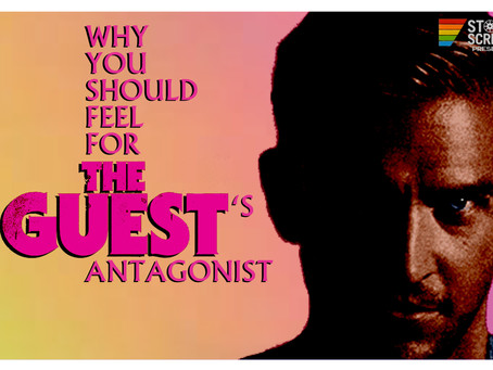 VIDEO: Why You Should Feel for The Guest's Antagonist