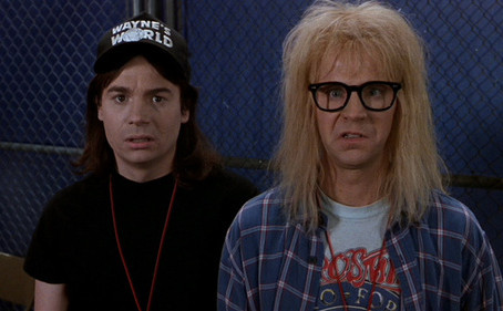 Wayne's World: Is It Still Party Time?