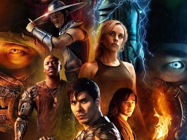PODCAST: Hot Takes - Mortal Kombat (2021)