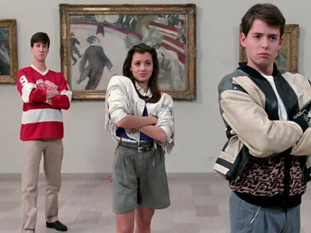 PODCAST: Cool Takes - Ferris Bueller's Day Off