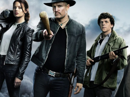 Ep 183: Hot Takes - Zombieland: Double Tap