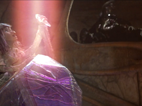 The Dark Crystal: Looking Back and Forward