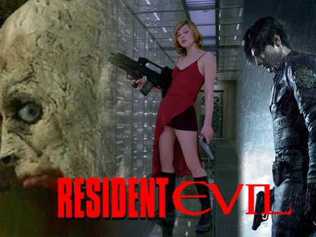 PODCAST: Eight Bits - Resident Evil