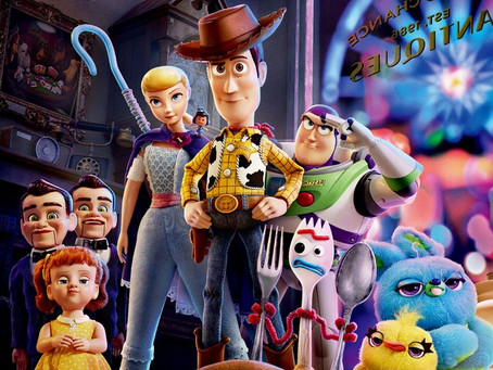 Ep 170: Hot Takes - Toy Story 4