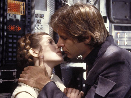 Let's Talk About Kissing in the Star Wars Movies, Shall We?