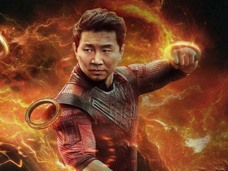 PODCAST: Hot Takes - Shang-Chi and the Legend of the Ten Rings