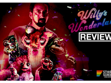 VIDEO: Willy's Wonderland Review