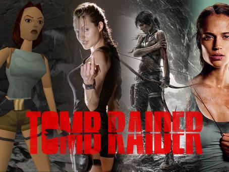 PODCAST: Eight Bits - Tomb Raider