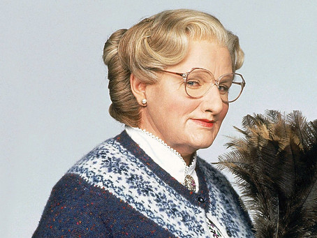 PODCAST: Overdrinkers - Mrs. Doubtfire