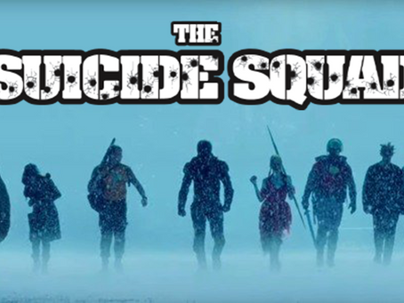 PODCAST: Hot Takes - The Suicide Squad