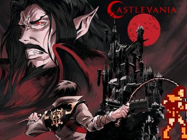 PODCAST: Eight Bits - Castlevania