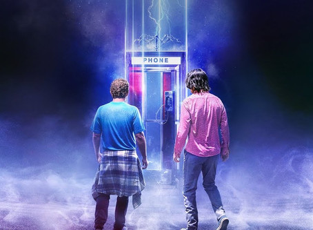 PODCAST: Hot Takes - Bill and Ted Face the Music