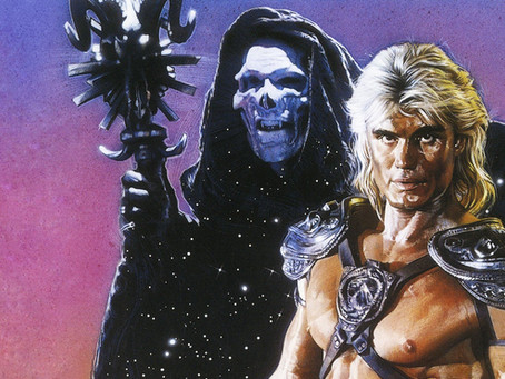 PODCAST: Overdrinkers - Masters of the Universe