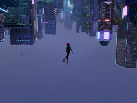 Ep 146: Hot Takes - Spider-Man: Into the Spider-Verse