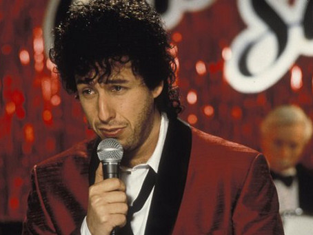 The Wedding Singer and Rom Coms : I Am Human And I Need To Be Loved