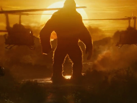 Episode 18: Hot Takes - Kong: Skull Island