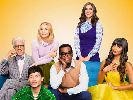 The Best Place: The Good Place Says Goodbye