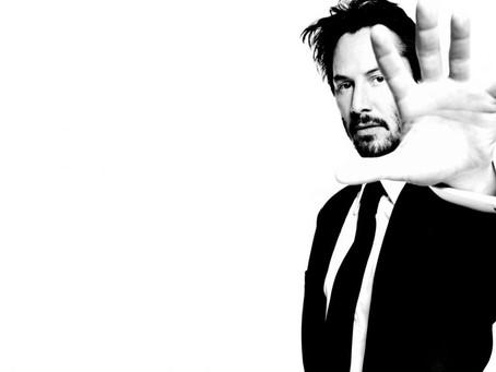 Dear Keanu Reeves, (a love letter)