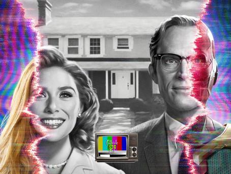 PODCAST: Cathode Ray Cast - WandaVision