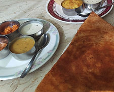 Breakfast at Ishta Idukki